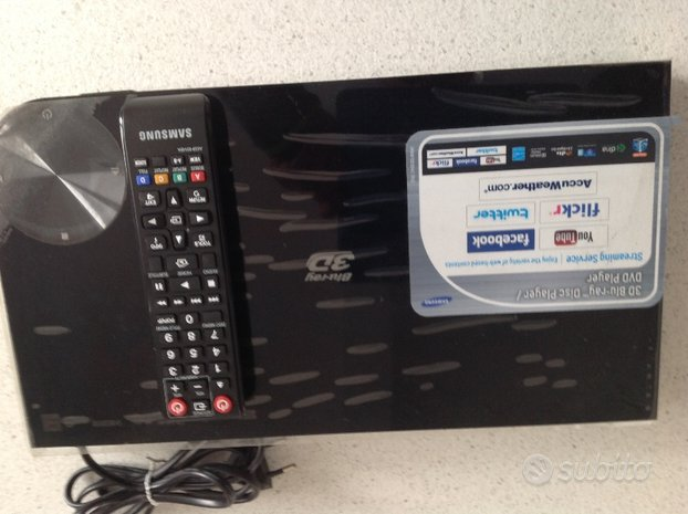 Lettore dvd 3d