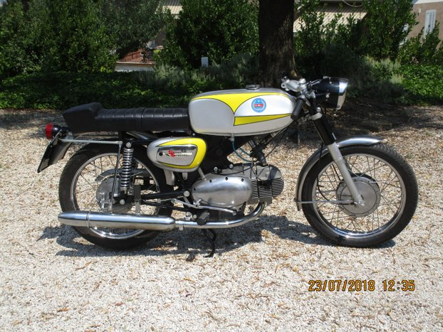 Benelli Sport Special 250