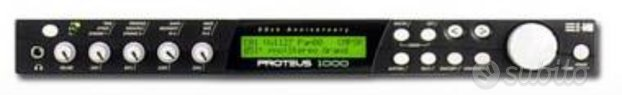 Expander rack EMU Proteus 1000