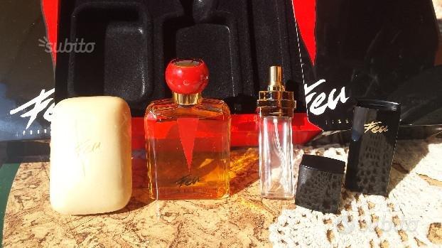 Confezione regalo profumo donna