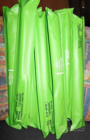 5 flauti hohner B9508 busta verde