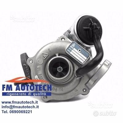 Turbina kkk 54359700005 Fiat, Lancia, Opel 1.3 Mjt