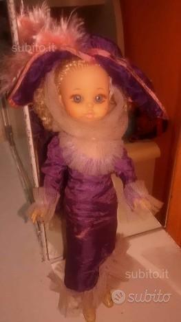 Bambola damina furga anni 70