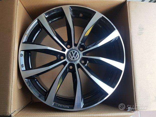 4 cerchi Nuovi 17 Volkswagen golf 5 6 7 Tiguan
