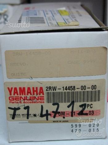 Guida filtro yamaha XT 600 Z dal 1988 al 1990