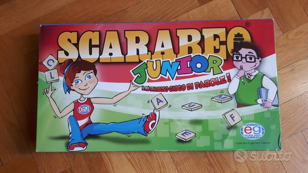 Scarabeo Junior