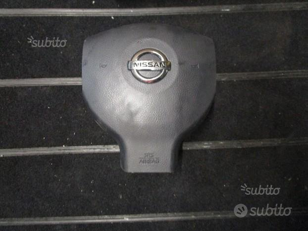 Nissan Note airbag guida anno 2007 - S885