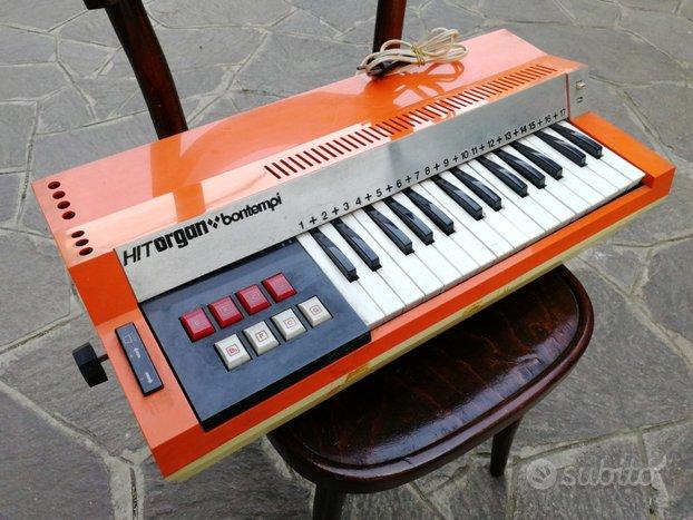 Pianola vintage - Hit Organ Bontempi