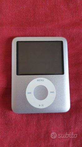 Apple Ipod nano 4gb 3ª generazione