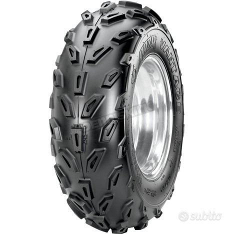 Quad gomme anter. maxxis 22x7-10