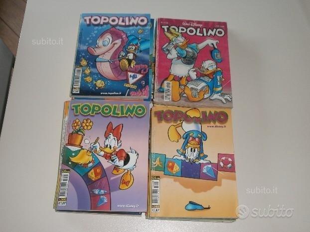 Giornali Topolino