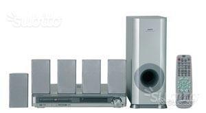 Sanyo audio homecinema system dcts762 (NUOVO)