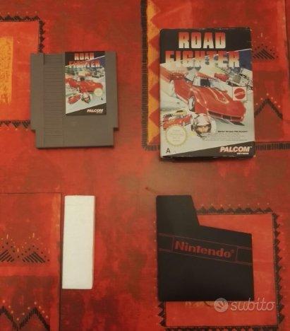 ROAD FIGHTER per Nintendo NES