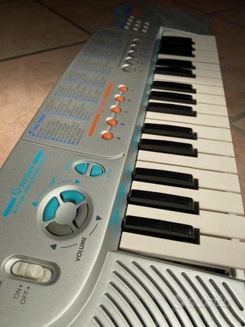 Pianola Casio 19 tasti