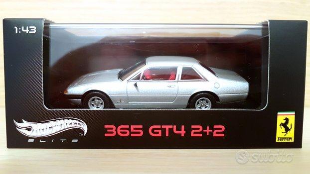 Ferrari 365 GT4 2 2 (1972) 1/43 Hot Wheels Elite