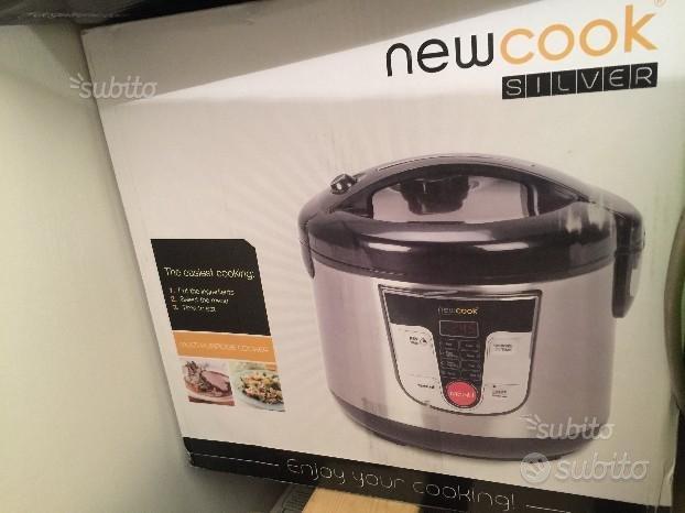 Newcook Robot Da Cucina silver