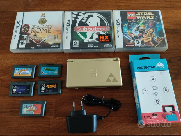 Nintendo DS Lite + Giochi