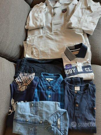 Completo giacca pantalone bimbo 10 - 11 anni Brums