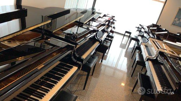 Pianoforti acustici-digitali( noleggio )