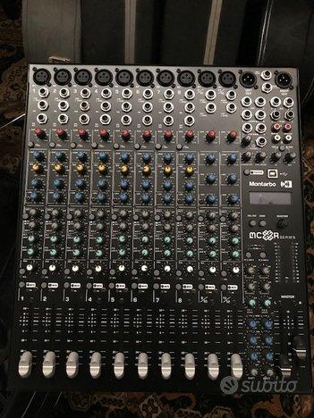 Mixer Montarbo MC-R12 FX