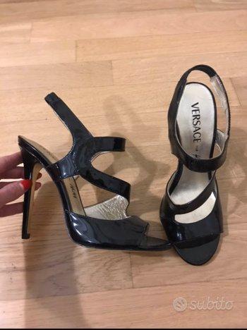 Scarpa tacco Versace originali