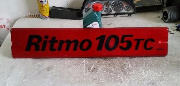 Ricambi Fiat Ritmo - Ritmo Abarth