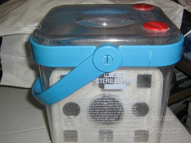 Set sterilizzatore chicco