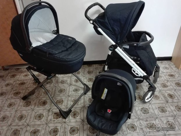 Trio Peg Perego Switch Easy Drive   Bassinet Stand