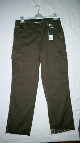 Pantalone BILLABONG Military NUOVO CON ETICHETTE