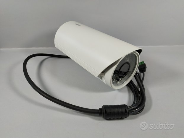 Telecamera IP Professionale da esterno