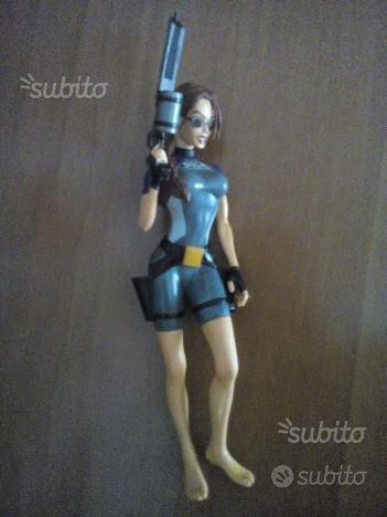 Action figuresLara Croft in a Wetsuit Tomb Raider