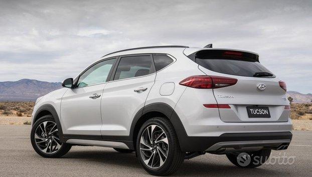 Hyundai tucson ricambi 2018