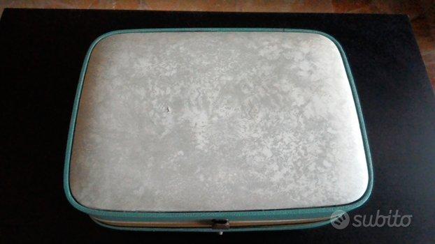 Giradischi a valigia lesaphon tahiti anni '60