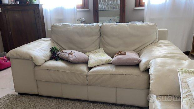 Antico divano come nuovo