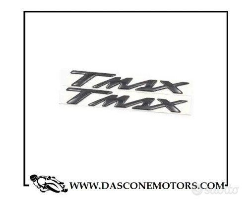 Adesivi Tmax 2001 2011 nero