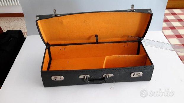 Scatola porta strumenti musicali