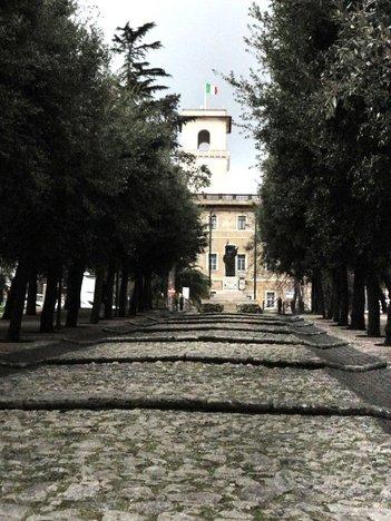 Monterotondo - Cappuccini - via Frati Crociferi