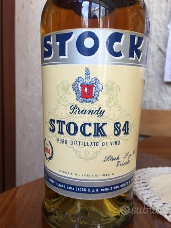 Raro Brandy Stock 84