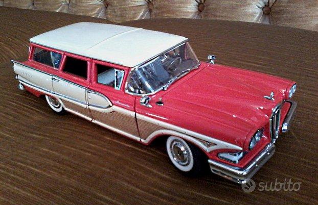 Edsel Bermuda, modello Danbury Mint, scala 1/24