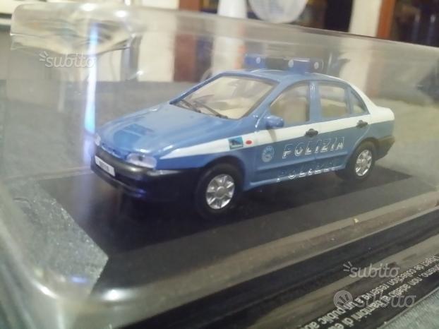 Fiat Marea 2.0 20v scala 1 / 43 Polizia
