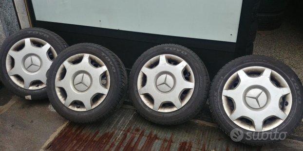 Set invernale Mercedes