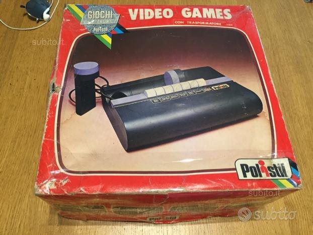 Polistil videogames