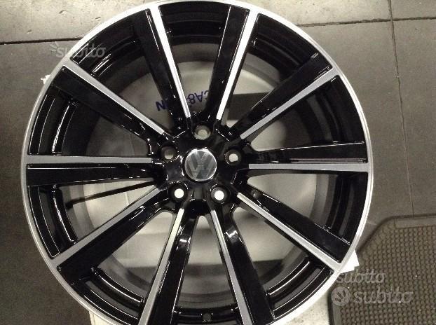 Cerchi in lega 8x19 5x112 omol VW SEAT AUDI