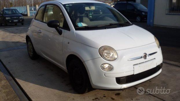 Fiat 500 1.3 mjet anno 2008