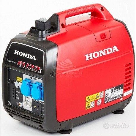 generatore honda portatile 2 2kw 21kg rimorchio altro