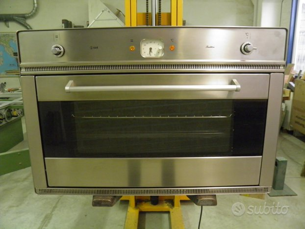 FORNO A GAS ILVE OVEN TRADITION INCASSO 90x60