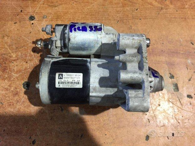 Motorino avviamento Citroen c3 picasso 1.4 benzina