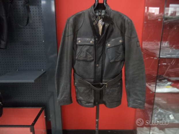 Giacca belstaff new panther pelle