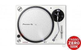 Pioneer PLX500 W White