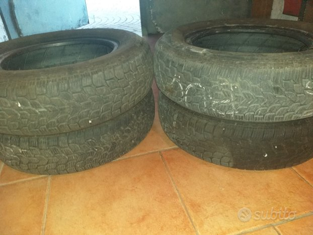Gomme usate 165/70/R13 79T M S